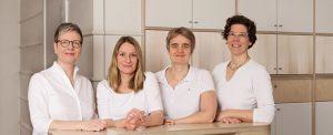 Frauenärztinnen Gemeinschaftspraxis - Susanne Heinze, Nora Profft, Victoria Birkner, Imke Schwartau