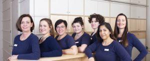 Frauenärztinnen Gemeinschaftspraxis Welserstraße - Team