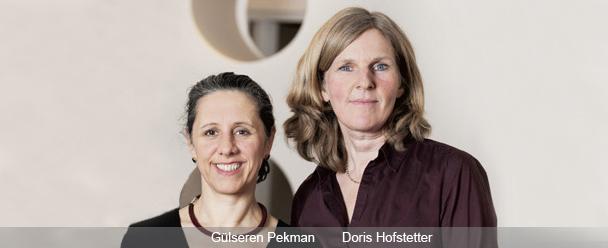 Hebammen Berlin - Gabriele Reckers, Gülseren Pekman, Doris Hofstetter